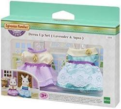 Sylvanian Families - Dress Up Set Lavender & Aqua