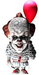 It: Pennywise Defo Real Soft Vinyl Statue