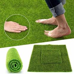 MG554ZY0 Synthetic Artificial Grass Mat Turf Lawn Garden Landscape Ornament Home Decor Synthetic Artificial Grass Mat Turf Lawn