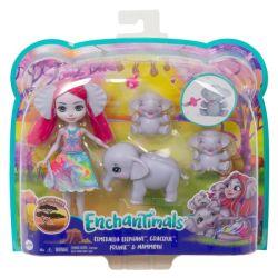Esmeralda Elephant Doll