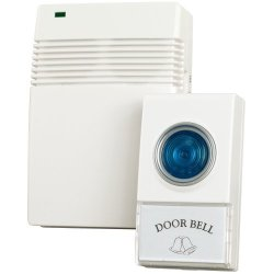 Zehui Wireless Remote Control Doorbell With 10 Different Chimes