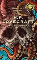 The Complete Works Of H. P. Lovecraft Deluxe Library Binding Hardcover