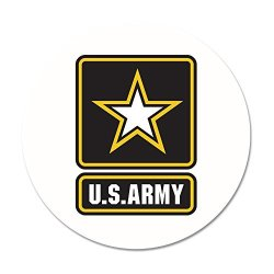 "LabelValue.com U.s. Army Labels 1-1 2"" - 30 Labels Per Sheet"