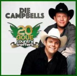 Die Campbells 20 Goue Country Treffers