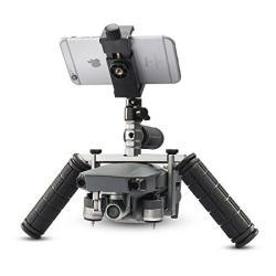 EACHSHOT Cinema Tray Metal Dual Handheld Gimbal Camera Stabilizer Bracket Kit For Dji Mavic Pro Platinum