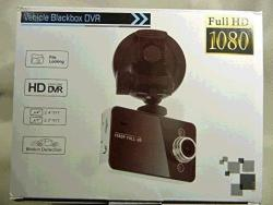 Vehicle Blackbox Dvr 1080 Full HD