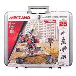 Meccano Erector Super Construction 25-IN-1 Building Set 638 Parts For Ages 10+ Steam Education Toy