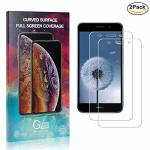 The Grafu Huawei Y3 2018 Screen Protector Tempered Glass 99.99% High Clarity Anti Fingerprint Anti Scratch Screen Protector For