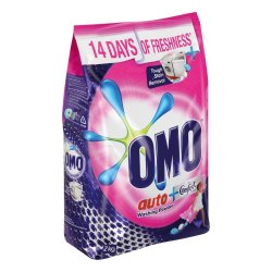 Omo Auto Washing Powder With Comfort Bale 2KG
