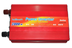 LaiRun 2000W Power Inverter Dc Input 12V To Ac Output 220V Inverter Adapter  With USB Port | R | Car Parts & Accessories | PriceCheck SA