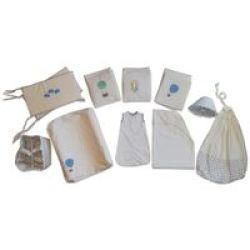 Sheepy Time Egyptian Cotton Essentials Hot Air Balloons 14 Piece Set