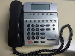 Nec DTH-8D-2 Phone DTH-8D-2 Bk 780571