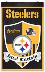 USA Party Animal Pittsburgh Steelers Shield Banner