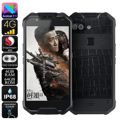 AGM X2 Se Rugged Android Smartphone - 6GB 64GB IP68 Dual-sim 6000MAH -  Black | R | Cellular Phones | PriceCheck SA