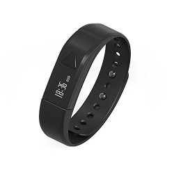 Tigerhu T5 Smart Bracelet Bluetooth Activity Wristband Fitness Sleep Tracker Reminder Android Sports