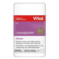 Vital Cranberry Complex Capsules 30 Capsules