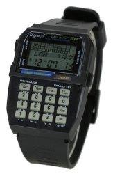 DigiTech ST0172 Smart Watch Memory Data Bank Calculator