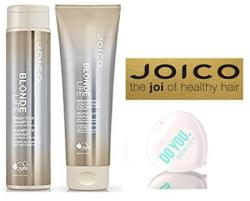 Blonde Life By Joico Joico Blonde Life Brightening Shampoo And Conditioner  Duo Set With Sleek Compact Mirror | R1259 00 | Haircare | PriceCheck SA