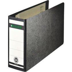Leitz Board Lever Arch File A5 Oblong Black 31071-95