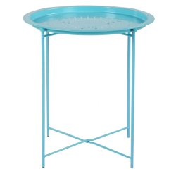 No Brand - Chantilly Cut Out Table Blue