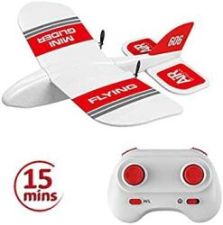 USA Achicoo KF606 2.4GHZ Rc Airplane Flying Aircraft Epp Foam Glider Toy Airplane 15 Minutes Fligt Time Rtf Foam Plane Toys Kids Gifts 1 Battery