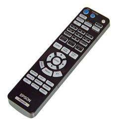 Oem Epson Projector Remote Control Shipped With Epson Models H714A