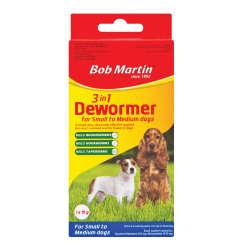 Bob Martin Small Dog Dewormer 1 X 15g