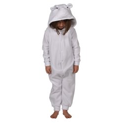 a17029ac533d AFreaka Polar Bear Onesie White   Kids - 2-3YEARS