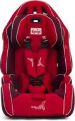 Fine Living Car Seat Red maroon