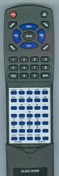 Replacement Remote For Ematic AT-103B