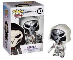 Funko Pop Overwatch Reaper White Exclusive
