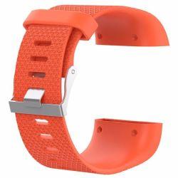 Killerdeals Women's Silicone Strap For Fitbit Surge - Orange