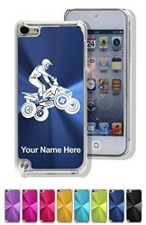 Case For Ipod Touch 5TH 6TH Gen - Quad - Personalized Engraving Included