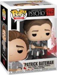 Pop Movies: American Psycho - Patrick Bateman Vinyl Figure Possibility Of Chase