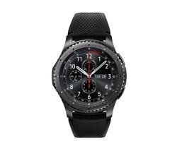 Refurbished Samsung Gear S3 Frontier Smartwatch 46mm in Dark Grey