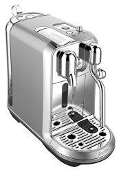 Nespresso Creatista Plus Coffee And Espresso Machine By Breville Stainless Steel