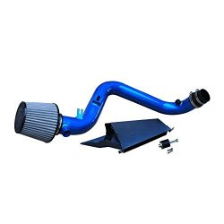 CPT Cold Air Intake Blue -for 10-12 Vw GTI Tsi Turbo 2.0L 4CYL -496-B