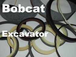Hercules 7137772 Lift Cylinder Seal Kit Fits Bobcat S130