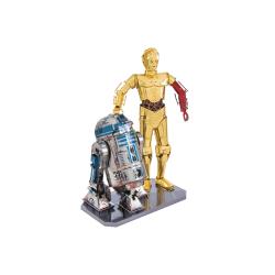 Metal Earth - C-3PO & R2-D2 Gift Box