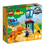 Lego Duplo Jurassic World T.rex Tower