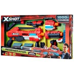 Zuru X-shot Regenerator Foam Dart Gun