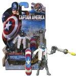 Hasbro Captain America Movie 4 Inch Series 2 Action Figure Winter Combat Captain America By Marvel