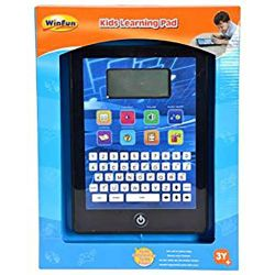 Learning Kids Pad Blue