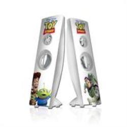 Disney Toy Story Tower Desktop Speaker-usb Interface
