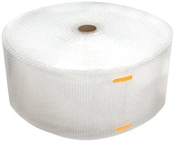 """Westpack Shop 3 16"""" 1400 Ft X 12"""" Small Bubble Cushioning Wrap Perforated Every 12"""
