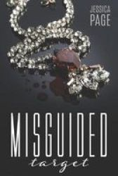 Misguided Target - Large Print Edition Large Print Paperback Large Type Large Print Edition