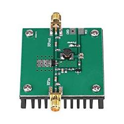 1PC 433MHZ Broadband Rf Power Amplifier Module 5W Rf Amplifier Ham Radio  With Sma Connector And Heatsink For 380-450MHZ Remote T | R1015 00 |