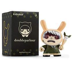 Kidrobot Dunny Sylvie Double Parlour Vinyl Figure