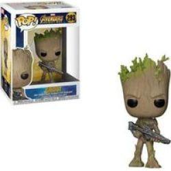 Pop Avengers Infinity War: Groot