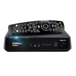 DStv Explora 3A Decoder in Black